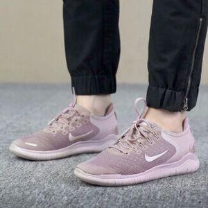 Nike Women's Free RN 2018 Running Shoes size 9